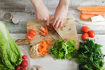 Koken met kliekjes