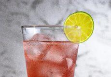 Alcoholvrije vruchtencocktail