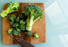 Broccoli blancheren?