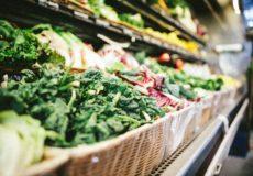 Hoeveel groente houd ik over na slinken?