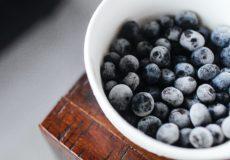 Fruit invriezen om smaak en vitamines te behouden