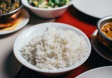 Welke hoeveelheid rijst reken ik voor kinderen?